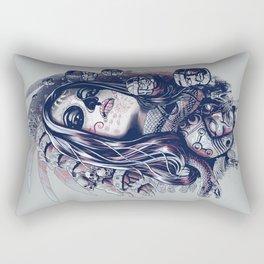 Coyolxauhqui Rectangular Pillow