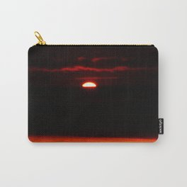 Moon Across the Road Carry-All Pouch