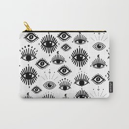 Midnight Mystic eyes Carry-All Pouch