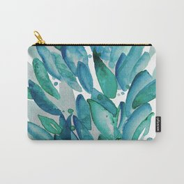 Leaves Bloom Always Carry-All Pouch