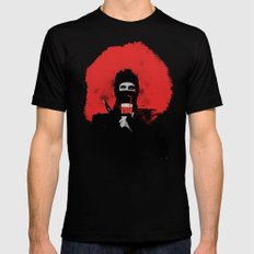 American ninjas like Bloody Mary SMALL Black Mens Fitted Tee