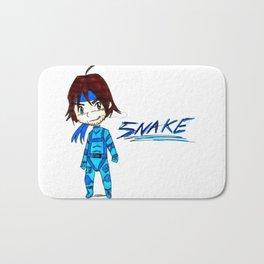 MGS - Snake Bath Mat