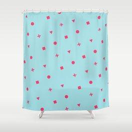 Jimmies Shower Curtain