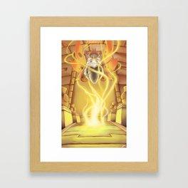 Living Relic Framed Art Print