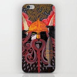 Odin iPhone Skin