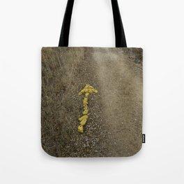 Yellow Arrow of the Camino Tote Bag