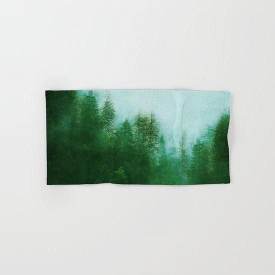 Dreamy Spring Forest Hand & Bath Towel