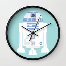 #92 R2D2 Wall Clock
