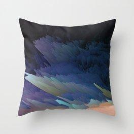 Scrim Throw Pillow
