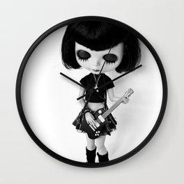 Melinda Rock Wall Clock
