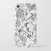 henna iPhone & iPod Cases featuring Henna by Saintgello