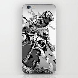 Motocross Dirt-Bike Championship Racer iPhone Skin
