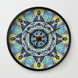 Kismet Compass Wall Clock