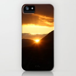 Goodnight Glen Coe iPhone Case