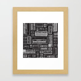The Other Obsession Framed Art Print