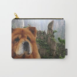 Dog Chow Chow Carry-All Pouch