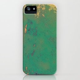 Untitled Series Painting No. 1 iPhone Case