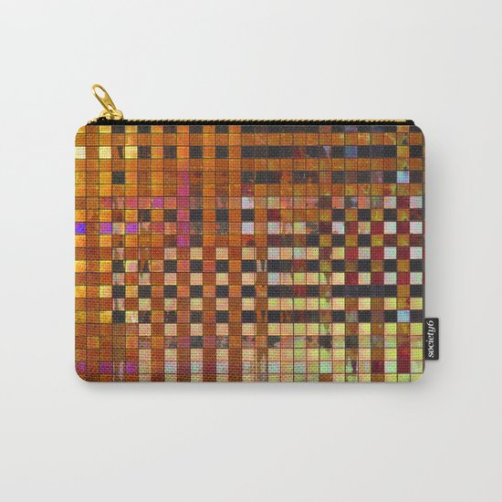 Checkered Reflections I Carry-All Pouch