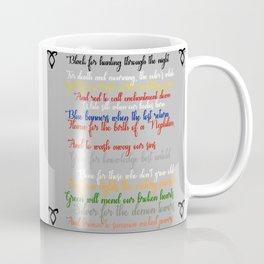 Shadowhunter rhymes Coffee Mug