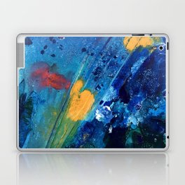 Views of Rainbow Coral, Tiny World Collection Laptop & iPad Skin