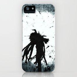Dandelion Art 7 iPhone Case