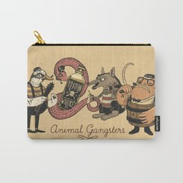 vintage characters Carry-All Pouch