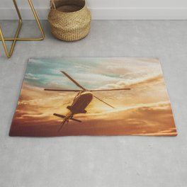 Evening Flight Rug
