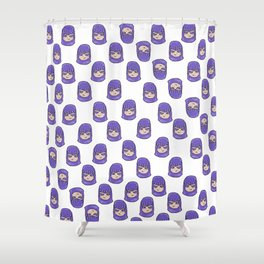 gotcha Shower Curtain