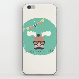 Monty Mouse iPhone Skin