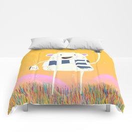 The famous Ye'tea' Comforters