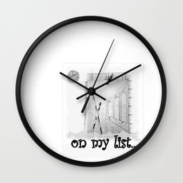 I haven't been everywhere, but it's on my list. Wall Clock