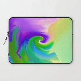 """""""Summer Garden #14"""" Print Laptop Sleeve"""