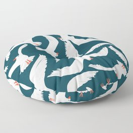 Seagulls Floor Pillow