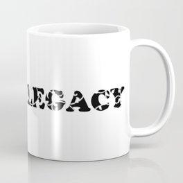 David's Legacy Scattered Leaves Coffee Mug
