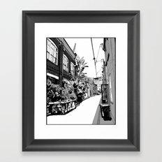 Sydney II Framed Art Print