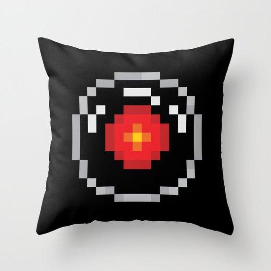 2001: A Pixel Odyssey Throw Pillow