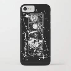 Greetings From Space iPhone 7 Slim Case
