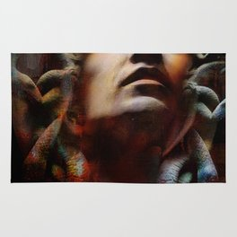 The last moments of Medusa Rug