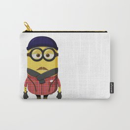Hipster Minion Carry-All Pouch