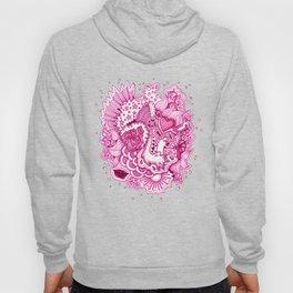 Pink Attitude Hoody