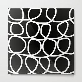 Loop-di-doo  Metal Print