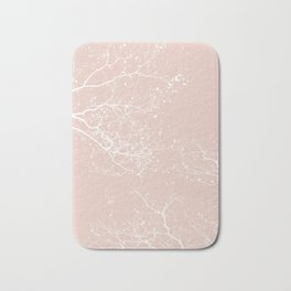 ROSE BRANCHES Bath Mat