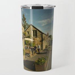 Old Crown at Kelston Travel Mug