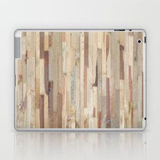 Wood Planks Laptop & iPad Skin