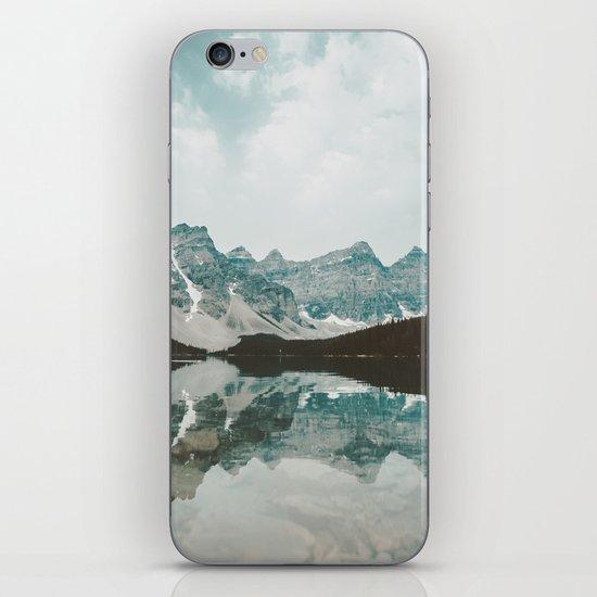 Moraine Lake Mountain Reflection Summer by adventurecalling