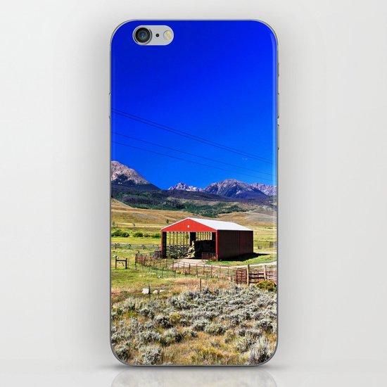 Treeline iPhone & iPod Skin