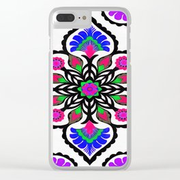 Souza Clear iPhone Case