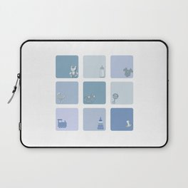 baby boy set Laptop Sleeve