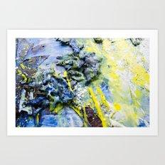 Wax & Soul Art Print