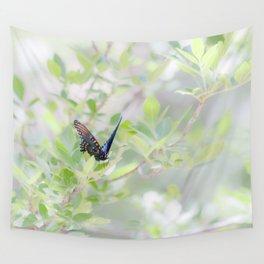 """""""Swallowtail Splendor"""" by Murray Bolesta Wall Tapestry"""